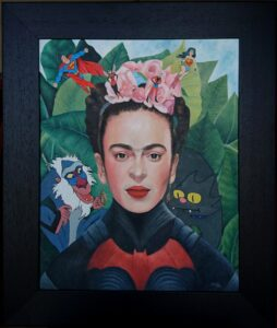 Frida Kahlo Tribute